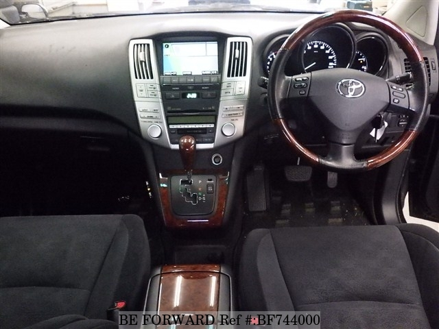 toyota harrier vs nissan murano crossover suv comparison standoff. Black Bedroom Furniture Sets. Home Design Ideas