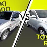 Suzuki Escudo vs. Toyota Rush – Battle of the SUVs