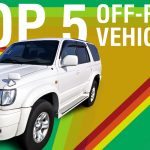 Best 5 Used Cars for Off-road Driving
