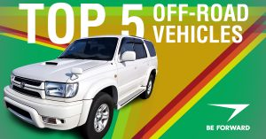 Top 5 Off-road Vehicles - BE FORWARD