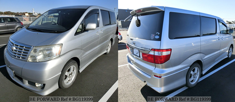 Toyota Alphard vs Nissan Serena - Features & Used Price