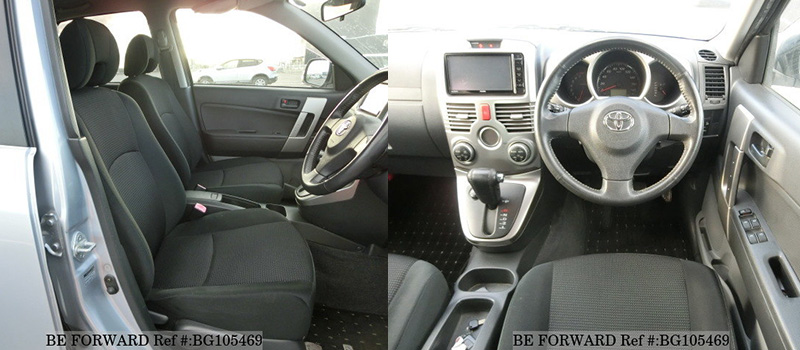 toyota rush interior and exterior features vs escudo/vitara