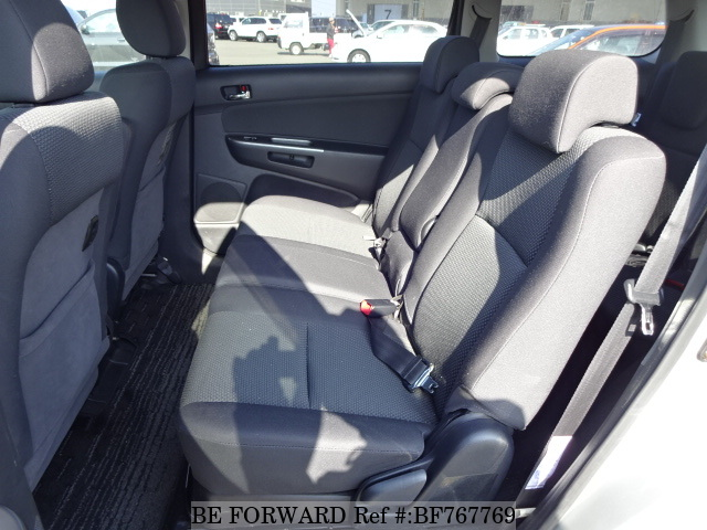 Used 2004 Toyota Wish Interior - BE FORWARD