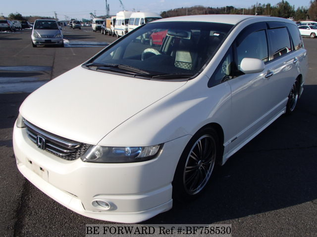 A used 2005 Honda Odyssey from BE FORWARD