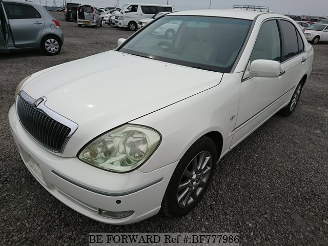A used 2004 Toyota Brevis from online used car exporter BE FORWARD.