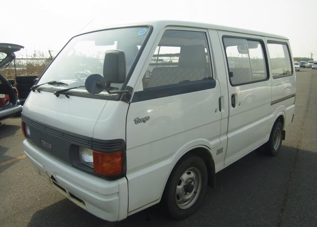 Mazda Bongo Van Review - BE FORWARD