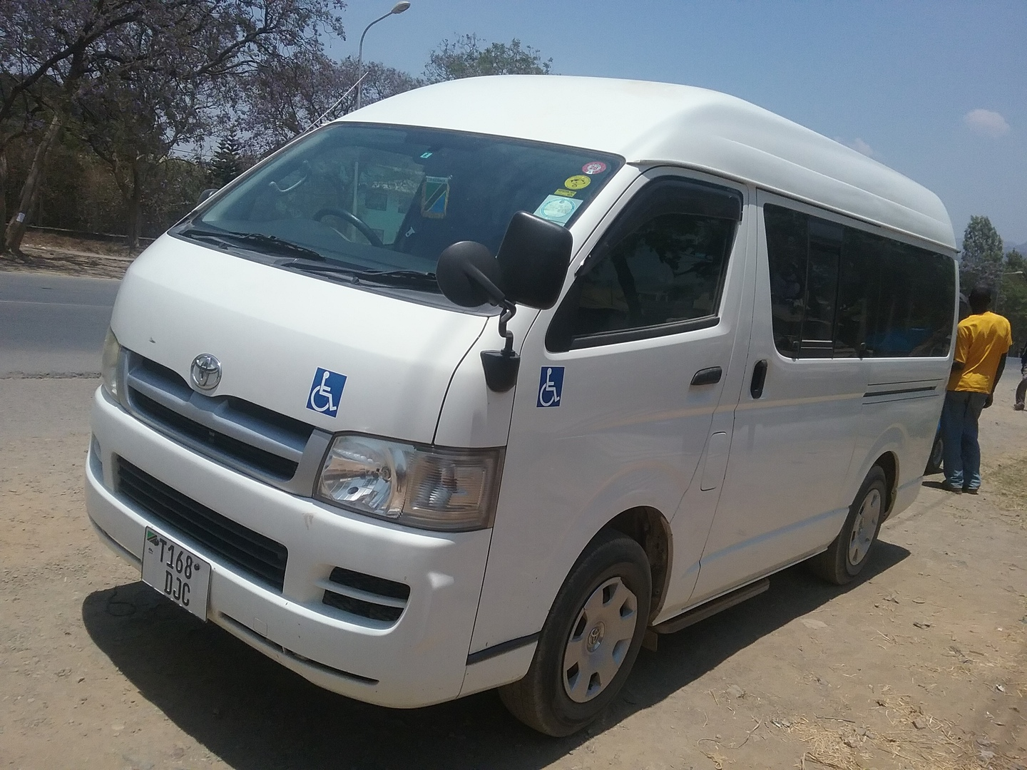 Toyota HiAce Van Review - BE FORWARD