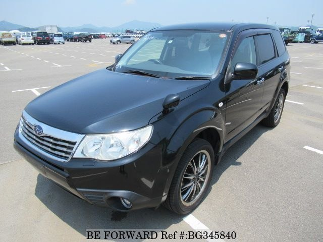 subaru forester off-road suv