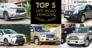 5 best off-road suvs