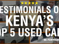 BE FORWARD Reviews: Testimonials on Kenya's Top 5 Used Cars