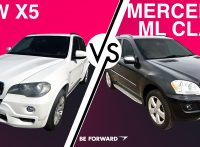 BMW X5 vs. Mercedes-Benz ML Class: Luxury Crossover SUV Comparison