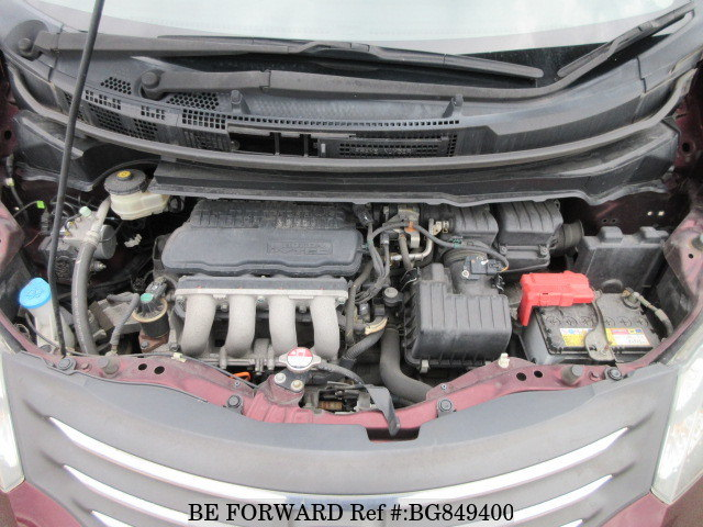 2009 HONDA FREED engine