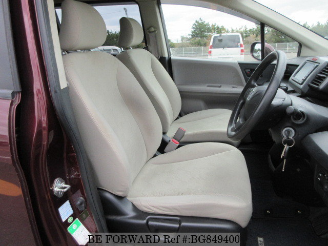 2009 HONDA FREED interior