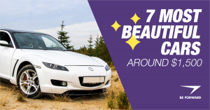 7 Most Beautiful Cars Around $1,500