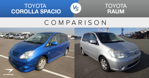 raum vs spacio used car comparison