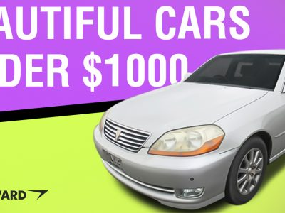 7 Most Beautiful Cars Under $1,000