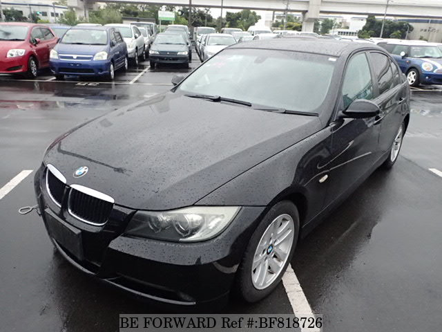 A used 2007 BMW 3 Series from online used car exporter BE FORWARD.