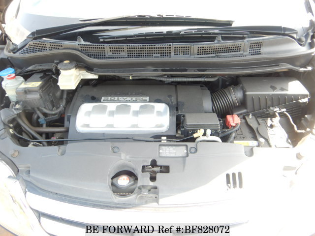 A used Honda Elysion engine from online used car exporter BE FORWARD.