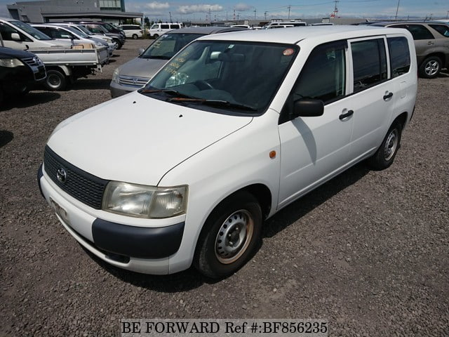 A used 2006 Toyota Probox Van from online used car exporter BE FORWARD.