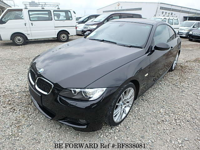 A used 2007 BMW 3 Series Coupe from online used car exporter BE FORWARD.