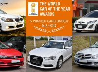 5 Award-Winning Used Cars You Can Buy for Under $2,000