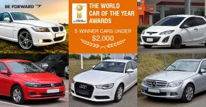 5 Award-Winning Used Cars Under $2,000 - BE FORWARD