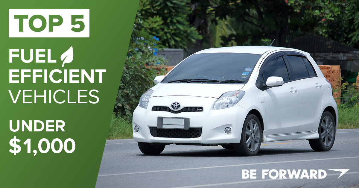 Fuel Wallet Friendly Top 5 Fuel Efficient Vehicles Under 1 000