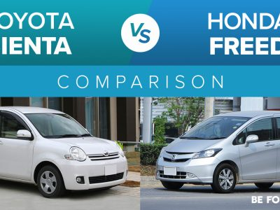 Meet the Honda Freed: A Toyota Sienta Alternative