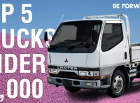 BE FORWARD's Top Trucks Under $3,000