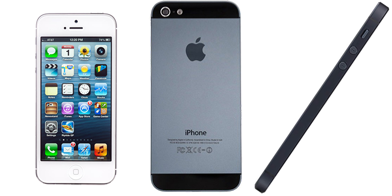 iphone 5s vs standard iphone 5 price specs and features comparison from BE FORWARD