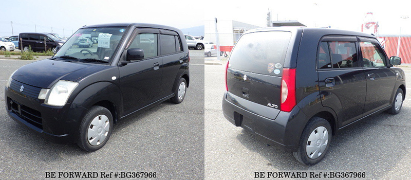 suzuki alto exterior vs swift