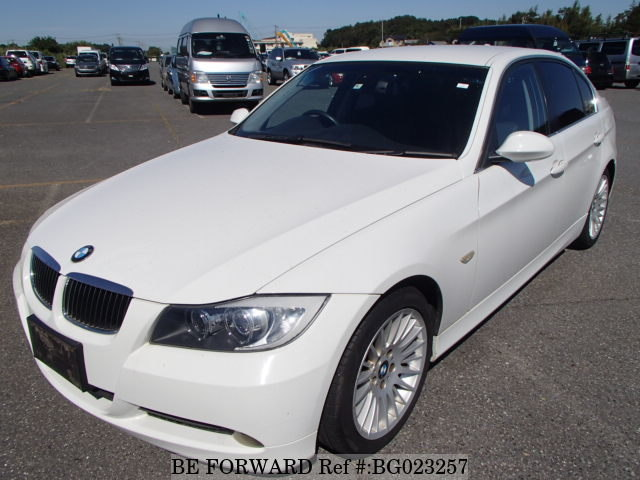 A used 2006 BMW 3 Series from online used car exporter BE FORWARD.