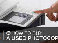 How to Buy a Used Photocopier: 4 Essential Tips