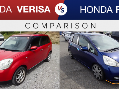 Mazda Verisa vs. Honda Fit: Which Hatchback Is Right for You?