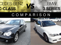 Mercedes-Benz C-Class vs. BMW 3 Series: Zimbabwe's Favourite Sedans