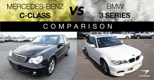 Mercedes-Benz C-Class vs. BMW 3 Series - BE FORWARD