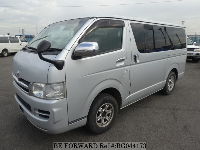 Top 7 Used Toyota HiAce Van Alternatives