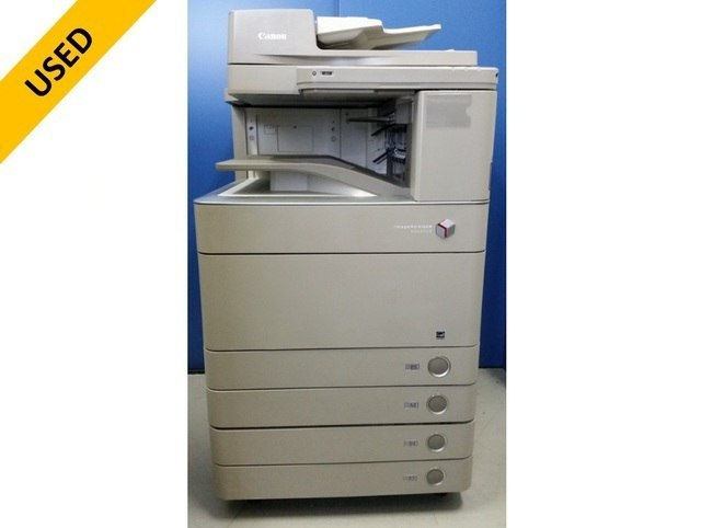Used Canon C5000 Series Photocopier - BE FORWARD