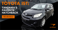 Toyota IST: Tanzania's Favorite Hatchback Reviewed