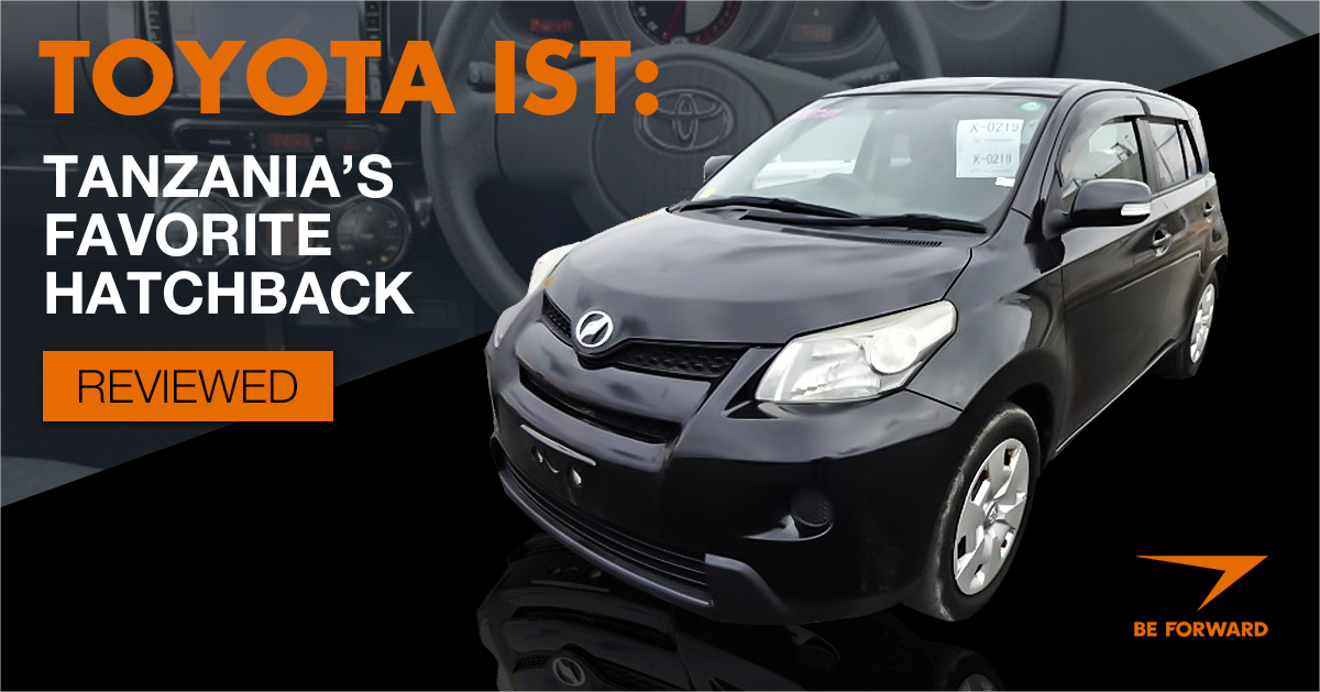 Toyota Ist Features Used Prices Of Tanzania S Favorite Hatchback