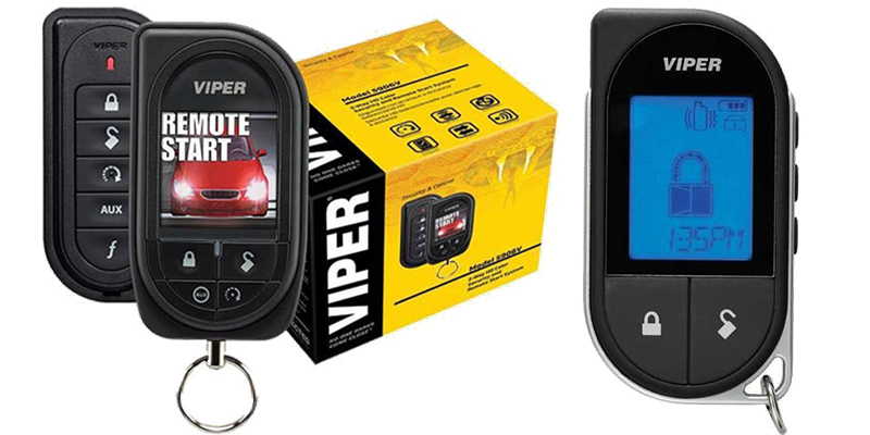 viper car alarm and security systems from be forward