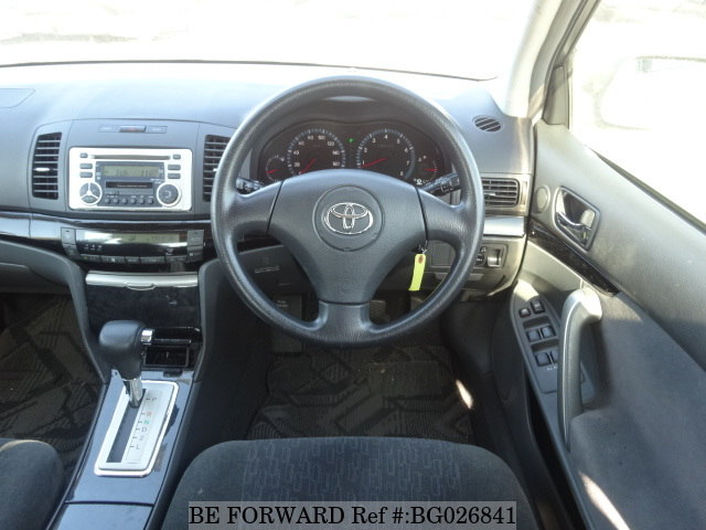 zambia top car toyota allion interior features