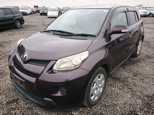 2008 Toyota Ist