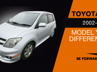 Toyota IST 2002-2010 Model Year Differences, Improvements and Features