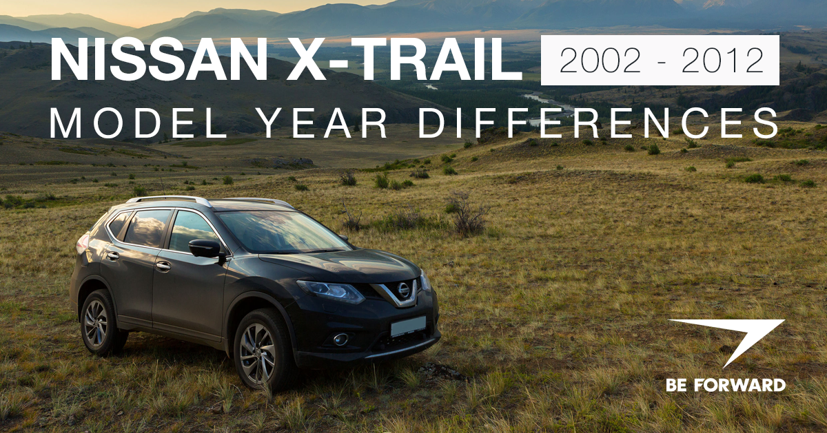 nissan x-trail 2002-2012 review