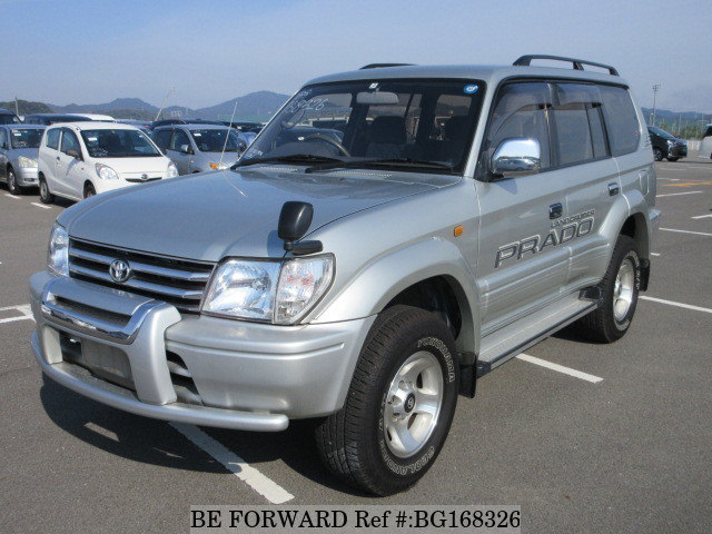 Toyota Land Cruiser Prado – 1999-2009 Model Differences