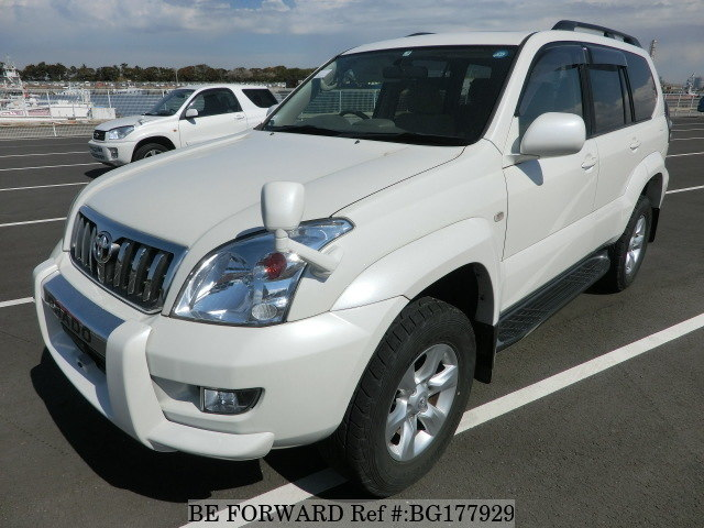 Toyota Land Cruiser Prado – 1999-2009 Model Differences & Improvements