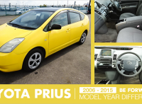 Toyota Prius – 2006-2015 Model Year Differences and Improvements