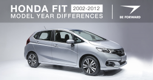honda fit best model years comparison