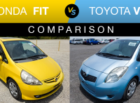 Honda Fit vs Toyota Vitz – Used Hatchback Features & Price Comparison